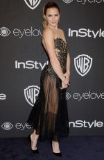 SHANTEL VANSANTEN at Warner Bros. Pictures & Instyle's 18th Annual Golden Globes Party in Beverly Hills 01/08/2017