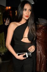 SHAY MITCHELL at Catch LA in West Hollywood 01/10/2017