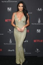 SHAY MITCHELL at Weinstein Company and Netflix Golden Globe Party in Beverly Hills 01/08/2017