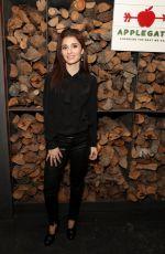 SHIRI APPLEBY at Variety Studio at 2017 Sundance Film Festival 01/23/2017