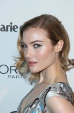SKYLER SAMUELS at Marie Claire's Image Maker Awards 2017 in West Hollywood 01/10/2017