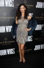 SOFIA MILOS at 'John Wick: Chapter 2' Premiere in Los Angeles 01/30/2017