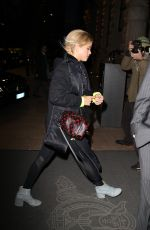 SOFIA RICHIE Arrives at Her Hotel in Milan 01/14/2017