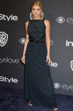 SOFIA RICHIE at Warner Bros. Pictures & Instyle's 18th Annual Golden Globes Party in Beverly Hills 01/08/2017
