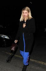 SOFIA RICHIE at Wonderland Shop Store Opening Party in London 01/19/2017