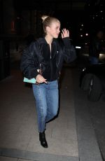SOFIA RICHIE Night Out in Milan 01/10/2017
