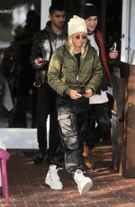 SOFIA RICHIE Out in West Hollywood 01/23/2017