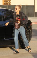 SOFIA RICHIE Out Shopping in West Hollywood 01/06/2017