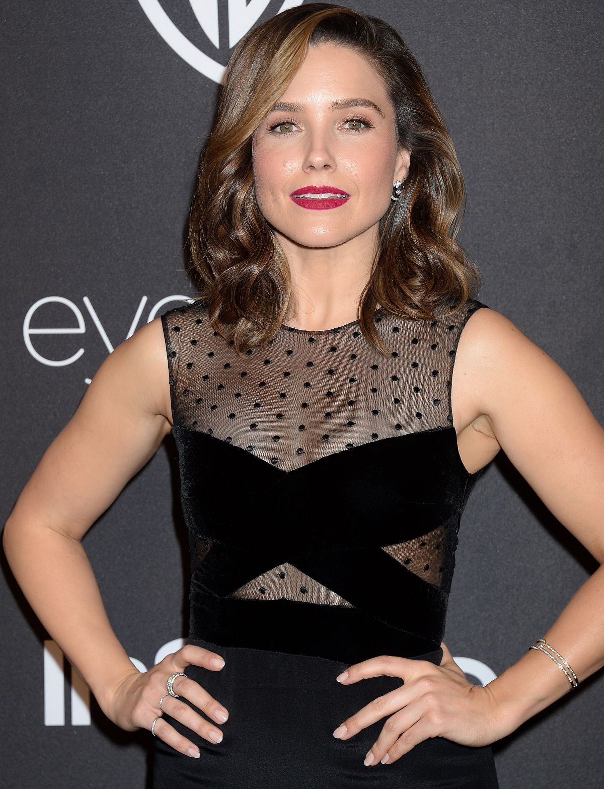SOPHIA BUSH at Warner Bros. Pictures & Instyle's 18th ...