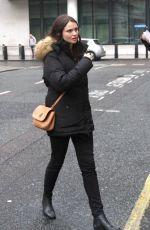 SOPHIE ELLIS-BEXTOR Leaves BBC Radio 2 Studios in London 01/07/2017