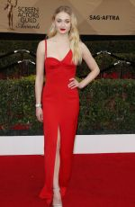 SOPHIE TURNER at 23rd Annual Screen Actors Guild Awards in Los Angeles 01/29/2017