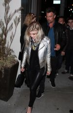 STACY FERGIE FERGUSON at Catch LA in West Hollywood 01/28/2017