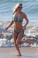 STACY FERGIE FERGUSON in Bikini at a Beach in Maui 01/04/2017