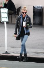STELLA MAXWELL Out Shopping in Los Feliz 01/09/2017