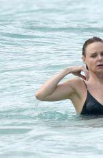 STELLA MCCARTNEY in Swimsuit on Vacation Sint Barthelemy 03/01/2017