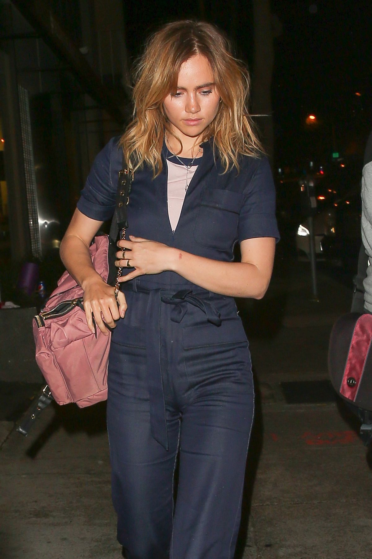 SUKI WATERHOUSE at Craig