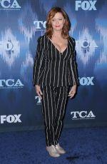 SUSAN SARADON at Fox All-star Party at 2017 Winter TCA Tour in Pasadena 01/11/2017