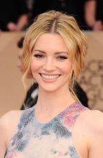 TALULAH RILEY at 23rd Annual Screen Actors Guild Awards in Los Angeles 01/29/2017