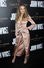 TANYA MITYUSHINA at 'John Wick: Chapter 2' Premiere in Los Angeles 01/30/2017