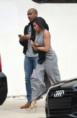 TARAJI P. HENSON Out for Lunch in Los Angeles 01/03/2017