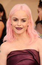 TARYN MANNING at 23rd Annual Screen Actors Guild Awards in Los Angeles 01/29/2017
