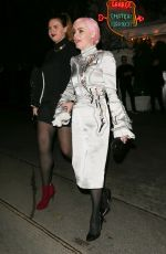 TARYN MANNING at Chateau Marmont in West Hollywood 01/28/2017