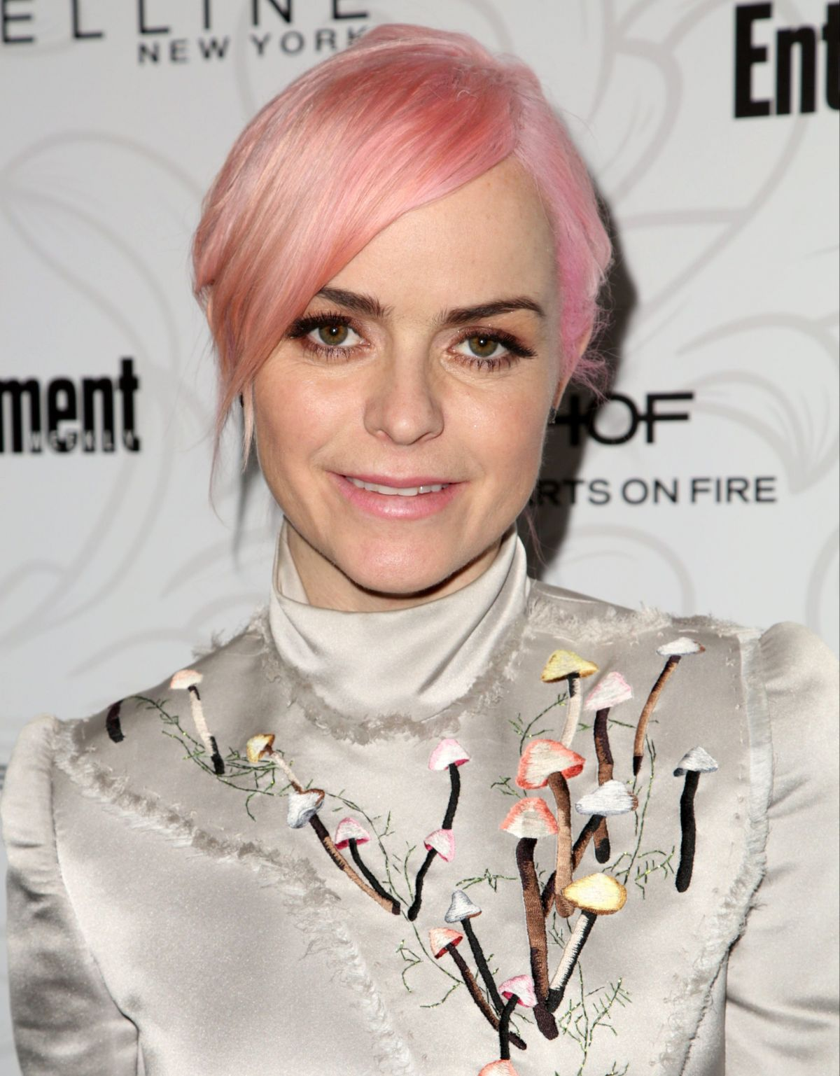 TARYN MANNING at Entertainment Weekly Celebration of SAG Award Nominees in Los Angeles 01/28/2017