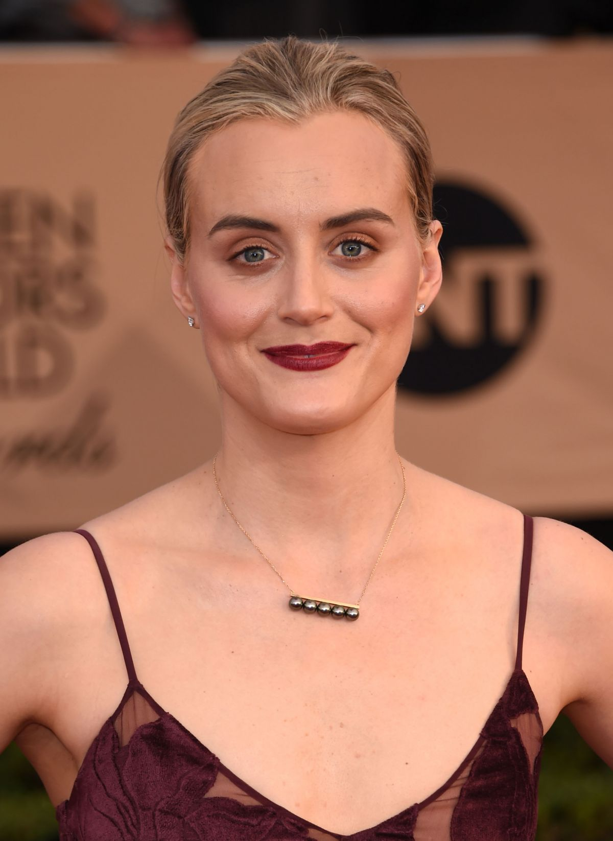 TAYLOR SCHILLING at 23rd Annual Screen Actors Guild Awards ...Taylor Schilling Age