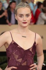 TAYLOR SCHILLING at 23rd Annual Screen Actors Guild Awards in Los Angeles 01/29/2017