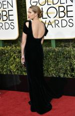 TERESA PALMER at 74th Annual Golden Globe Awards in Beverly Hills 01/08/2017