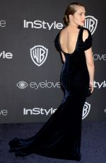 TERESA PALMER at Warner Bros. Pictures & Instyle's 18th Annual Golden Globes Party in Beverly Hills 01/08/2017