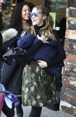 TERESA PALMER Out and About in Park City 01/20/2017
