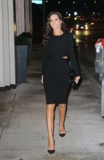 TERRI SEYMOUR at Catch LA in West Hollywood 01/09/2017