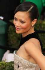 THANDIE NEWTON at 23rd Annual Screen Actors Guild Awards in Los Angeles 01/29/2017
