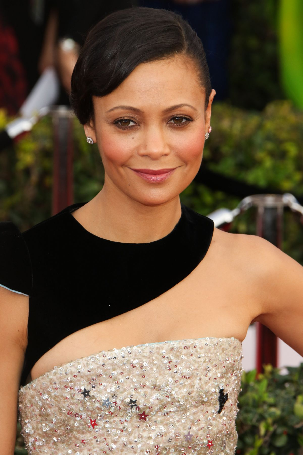 Thandie Newton Left Charlies Angels After a Racist