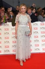 TILLY KEEPER at National Television Awards in London 01/25/2017