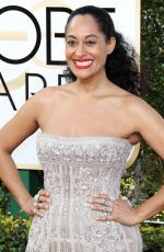 TRACEE ELLIS ROSS at 74th Annual Golden Globe Awards in Beverly Hills 01/08/2017