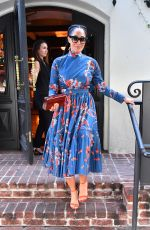 TRACEE ELLIS ROSS Out and About in West Hollywood 01/07/2017