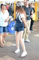 TROIAN BELLISARIO Out and About in Sydney 01/01/2017