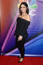 VANESSA HUDGENS at NBC/Universal 2017 Winter TCA Press Tour in Pasadena 01/18/2017