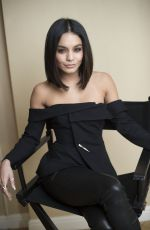 VANESSA HUDGENS at Variety Podcast at 2017 TCA Winter Tour in Pasadena 01/18/2017
