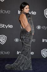 VANESSA HUDGENS at Warner Bros. Pictures & Instyle