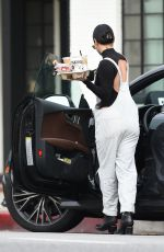 VANESSA HUDGENS Out for Coffee in Los Angeles 01/03/2017