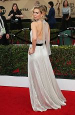 VANESSA KIRBY at 23rd Annual Screen Actors Guild Awards in Los Angeles 01/29/2017