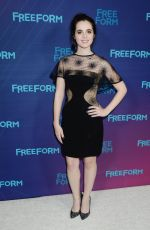 VANESSA MARANO at Dinsey/ABC 2017 TCA Winter Tour in Pasadena 01/10/2017