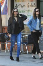 VICTORIA JUSTICE Out and About in Studio City 01/29/2017