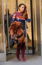 VIVICA FOX Leaves SiriusXM Radio in New York 01/05/2017
