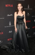 WINONA RYDER at Weinstein Company and Netflix Golden Globe Party in Beverly Hills 01/08/2017