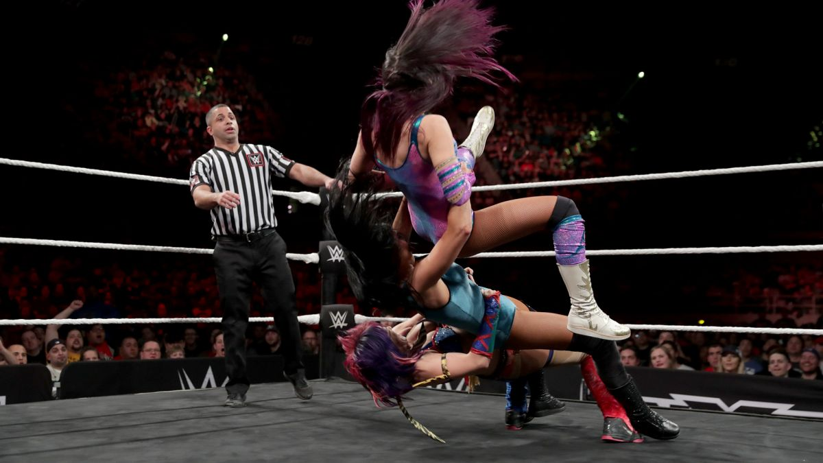 WWE - NXT Takeover: San Antonio Digitals