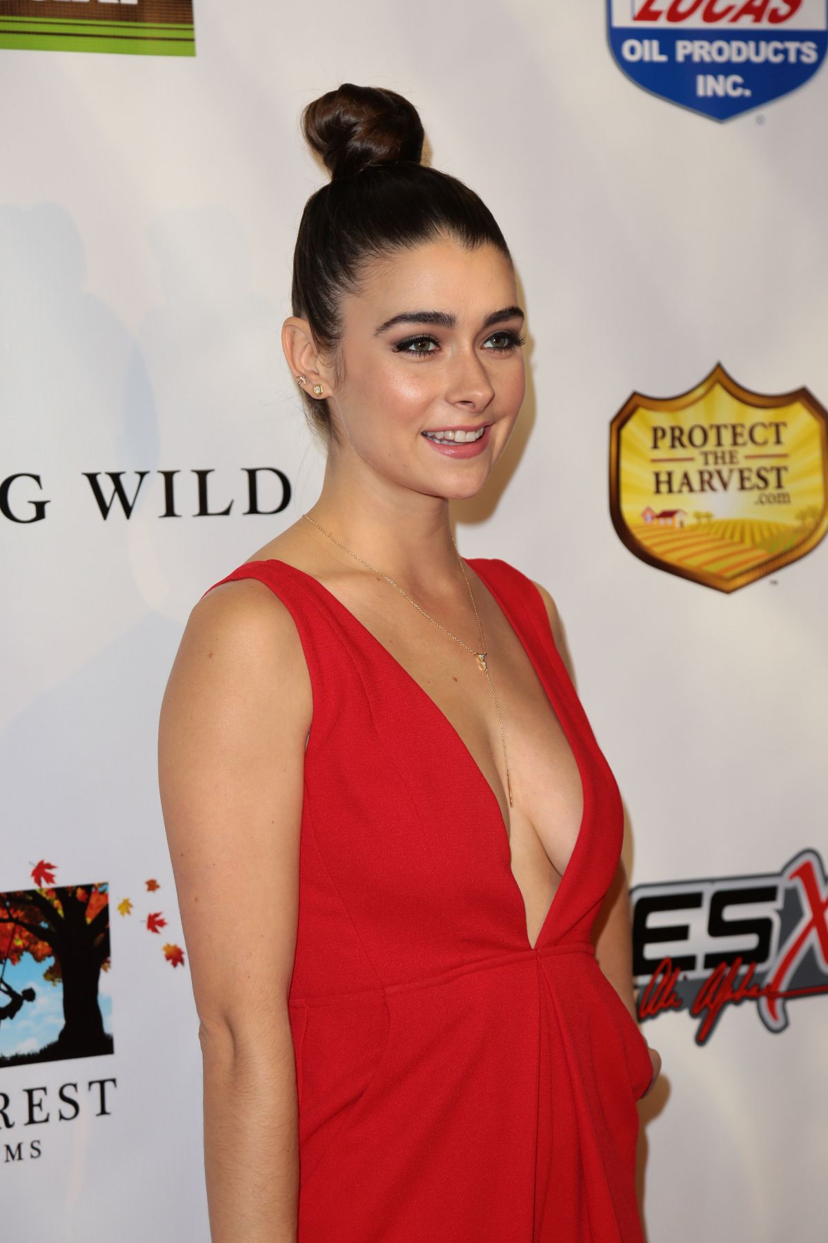 Wild' 'running Los In At Paige Angeles Allison Premiere 02062017 gYbf76y